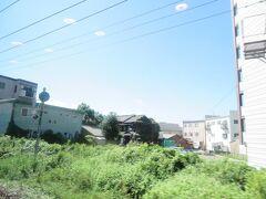 日豊本線を南下します。