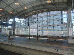 行橋駅12時24分着。