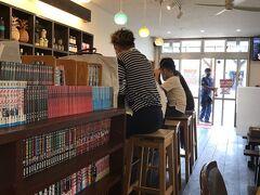 【平良商店】 八重山そばを食べに、フェリー乗り場近くの平良商店へ