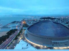 おはようございます!  台風が過ぎ去った、福岡の朝です。