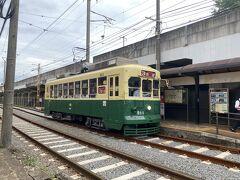 軍艦島ツアーが欠航になったので、路面電車で市内観光へ。