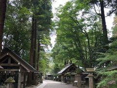天岩戸神社 西本宮へ。