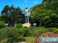 盲腸になって南方先生に助けられた偉人、西郷隆盛さん。