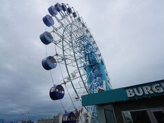 エスパルスドリームプラザにある地上高52mの観覧車です。