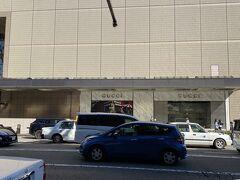 金沢の大和はちゃんとGucciもLouis Vuittonも入ってた(笑)