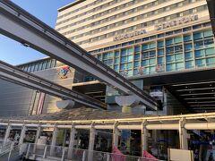 2021の小倉駅 ここは変わらない光景です。