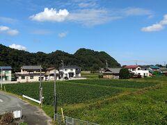 伊勢中川で、近鉄大阪線に乗り換え、2つ隣りの伊勢石橋駅にて途中下車。。