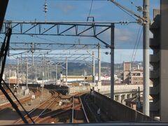 大分で日豊本線から分かれて久大本線へと入ります。 ちなみに久大本線とは始終点の久留米駅と大分駅の頭から一文字づつをとって名付けられています。