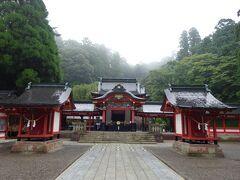 霧島神宮に参拝