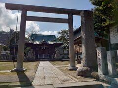 ⑤鹿島神社