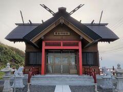 宗谷岬神社。