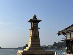 鞆の浦のランドマークです  映画やドラマの舞台となっているようですが 何一つ記憶にありません