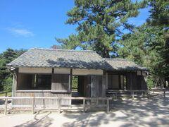 松下村塾の外見。