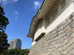 かつては亥鼻城というお城があったそうです。