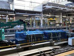 久しぶりの渋谷駅、工事で改札口が奥に移動されていて、不便になっていた…