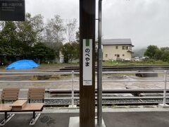 野辺山駅に到着。 熟慮した結果、今回は勇気ある撤退をすることにしました。 また天気がいい時に再訪したいと思います。