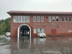 雨が降り出してきたのでここから屋内の観光スポット巡りに切り替えました。 まずはふらのワイン工場