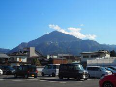 やはり武甲山は美しいね~