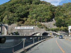 梓川の上流には東京電力の奈川渡ダムがあります