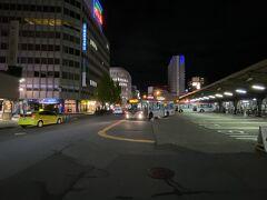 新潟県って田中角栄さん出身地なので仙台くらい大きい街かと思ったら高い建物も無くてなんか寂しい感じ。
