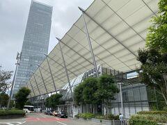 今回は東京駅からスタート。 珍しく八重洲口から入ります。
