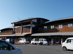 7:55 道の駅みき  わりと近所で、普段からよく刃物を買いに来たりしている場所。 この先は一般道で「指定道の駅」のひとつ、京都新光悦村をめざす