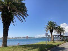 25<弁天島海浜公園>  浜辺で読書を楽しんだリンは、ある目的のため「弁天島」に向かう。
