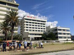 31<ホテル「開春楼」 ★アニメ>  アニメでは、リンが入浴したホテルはこちらの「開春楼」。コロナで休業中のため、ドラマでは「THE OCEAN」が使われた。