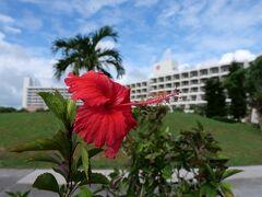 ホテルに到着しました。※写真は翌日撮影したものです。