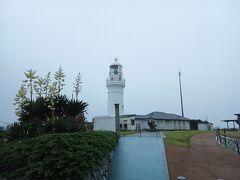 続いて、御前崎灯台へ行きました。