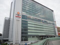 無駄にデカイ新横浜駅。わびさびまるで無し。 いつの間にこんなに膨れ上がってしまったのでしょうか?