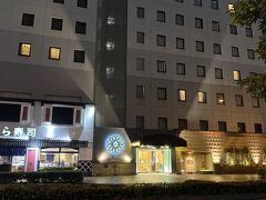 Vリーグ FC東京戦 3-2でサンバーズの勝利  ホテルにチェックインします。