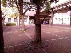 能勢電鉄もう一つの終着駅は兵庫県にあります。