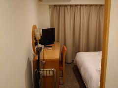 2021/10/01  前泊。 墨田区で仕事を終え、一度埼玉北部の自宅に戻り、京急蒲田駅近くのチサンインホテルに着いたのは2230頃。さすがに疲れたぁ でもこれでシングル3000円台はお得だった。wifiがなぜか入らなかったけど・・・ 興奮しすぎてなかなか寝付けず。 小学生か?