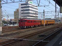 ミュージックホーンを鳴らして入線する姿にすごい列車が出来たなと思ったのを覚えています。
