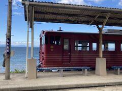 2021年の下灘駅 どこから撮っても絵になる。