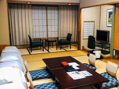 部屋は私の好きな和室