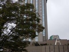 ホテル付近を散歩