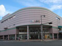 天満屋 広島緑井店は、横浜そごうを小さくしたような外観。 天満屋の郊外店として頑張っていましたが 2022年6月30日に閉店します。  これで広島県からは天満屋は全撤退です。 https://4travel.jp/travelogue/11714587
