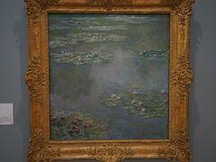 「睡蓮」1907年 ポーラ美術館 現在(2021年9月18日~11月23日)Bunkamura ザ・ミュージアムで開催中のポーラ美術館コレクション展「甘美なるフランス」~モネ、ルノワールから マティス、シャガールまで~で展示されています。 ※ 本作品は本展覧会には出展されていません。