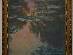「睡蓮の池」1907年 アーティゾン美術館 現在(2021年10月2日~2022年1月10日)、アーティゾン美術館「印象派-画家たちの友情物語」で展示されています。 ※ 本作品は本展覧会には出展されていません。