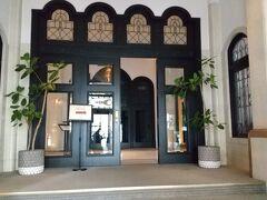 ホテル到着。UNWIND HOTEL&BAR OTARU モバイルチェックインしてあるので、スムーズでした。
