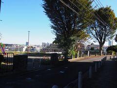 高島山公園にやってきました。