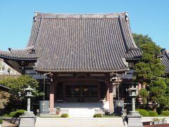 本覚寺 開港当時、アメリカ領事館に充てられました。