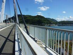 次は因島へ。