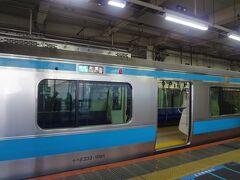 京浜東北線 快速運転 中止