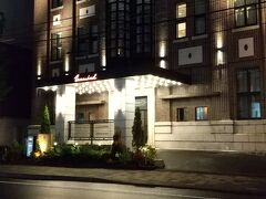 ホテルにもどってきました。 よく歩いたぁ。