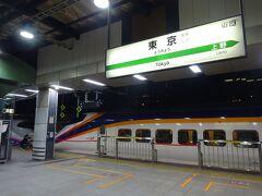 東京駅到着。 今度は泊りでのんびり遊びに行きたいです。