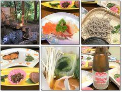 """群馬のこのエリアならば日帰りも可能なのだが、この日は緊急事態宣言明けの初めての山なので、温泉へ宿泊することに。 宿泊したのは、猿ヶ京温泉の""""旅籠しんでん""""。  """"旅籠しんでん""""には以前にも宿泊したことがあり、肌へのあたりの柔らかな湯がお気に入り。 季節の野菜や川魚を使ったお料理が美味しく、素朴な田舎の家庭料理の味が楽しめる宿で、お風呂も食事もおすすめのリーズナブルな温泉宿だ。  このときは、緊急事態宣言明けのキャンペーンと言うことで、ワクチン2回接種の証明書(写真OK)をチェックイン時に提示すると夕食時の飲み物が1杯無料となるサービスを実施していて、私はリンゴの地ビールをセレクトしてみたが、これは微妙であまりリンゴ感はなかったかな。"""