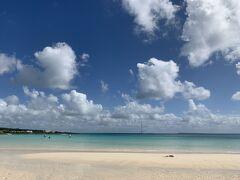 前浜ビーチより好きな渡口の浜